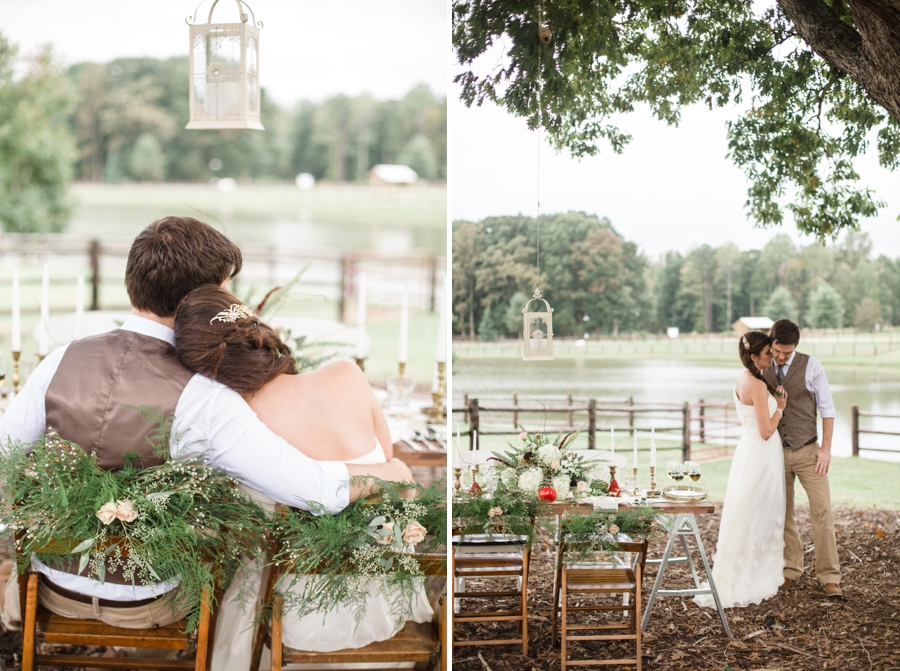 romantic wedding photography, wedding reception at Piazza at Portofino