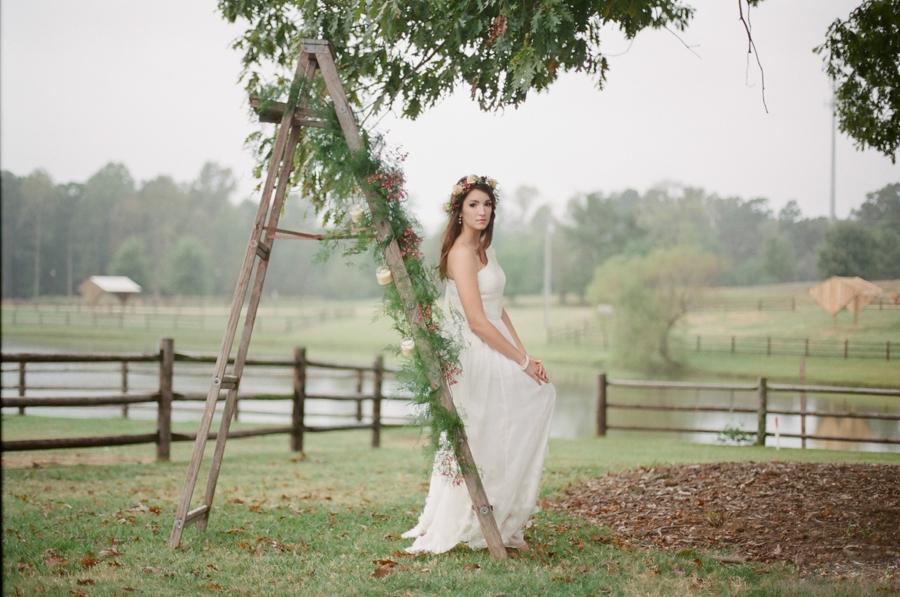 bohemian film photography, southern wedding photographers