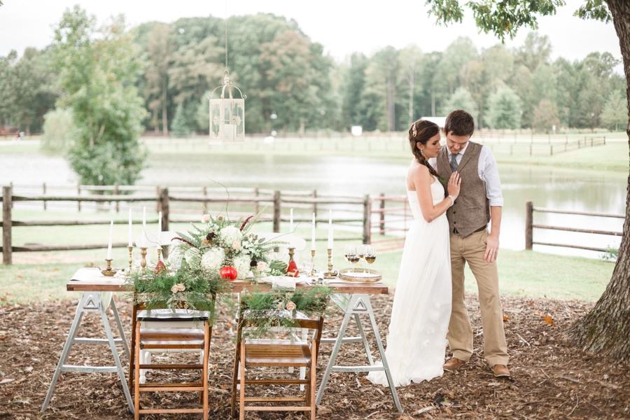 intimate outdoor wedding reception, bohemian wedding photographers