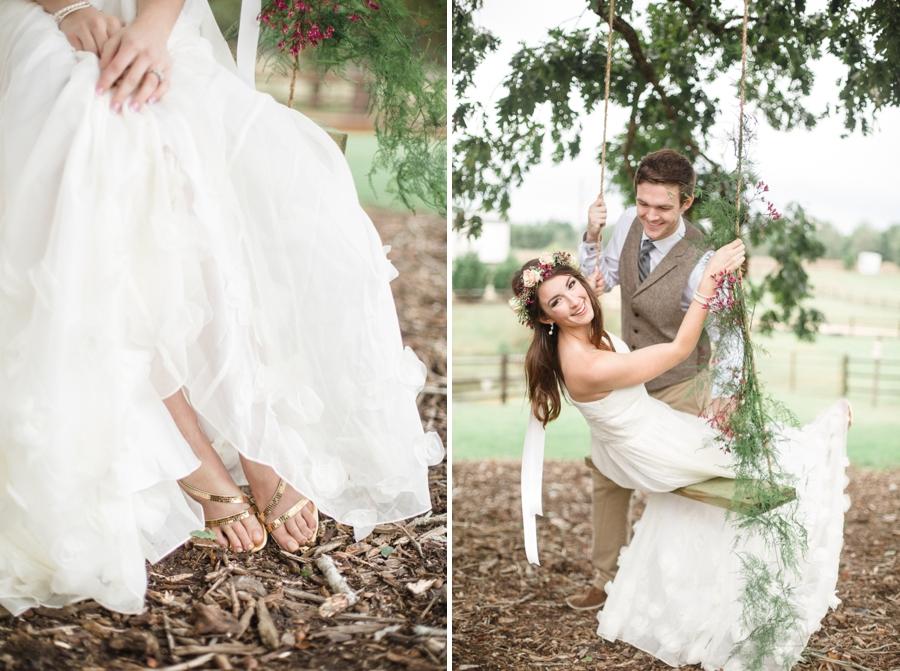 bridal shoes, fine art wedding photography