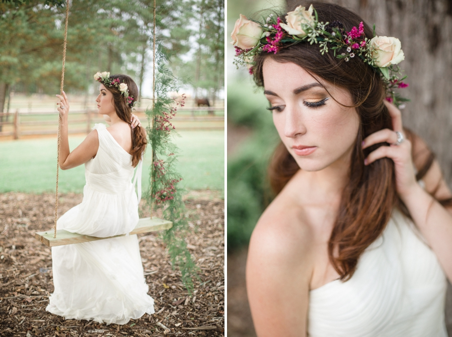 romantic bridal photography, make up by Michelle Clark