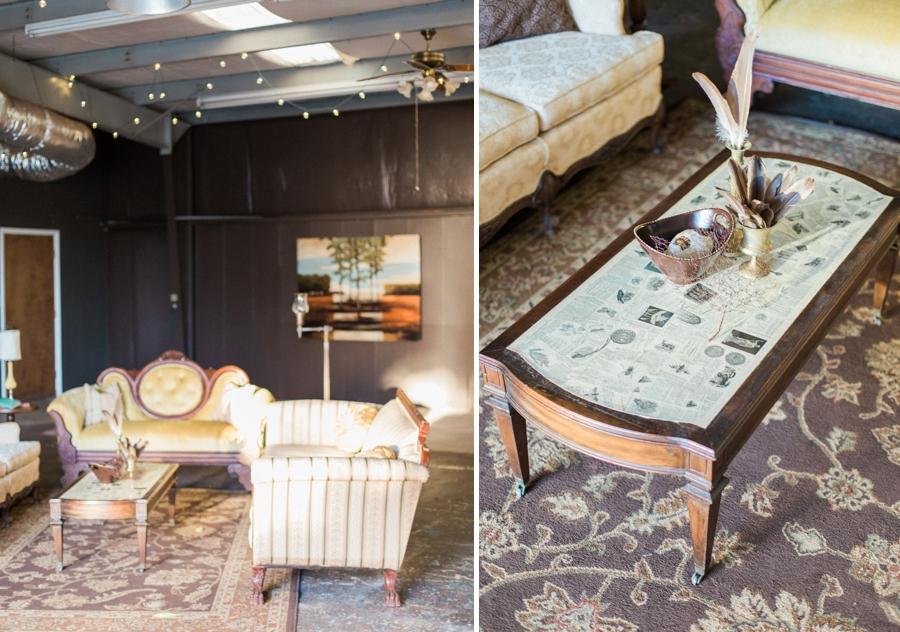 vintage furniture from farm & filigree
