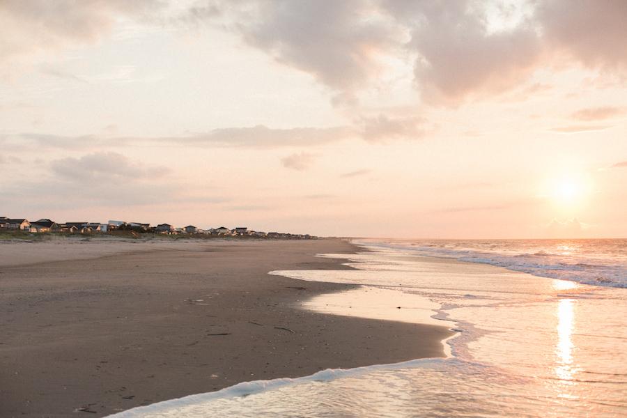 fine art beach sunrise photography