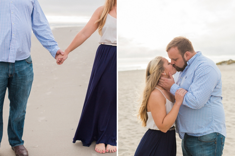 beaufort fine art engagement photography