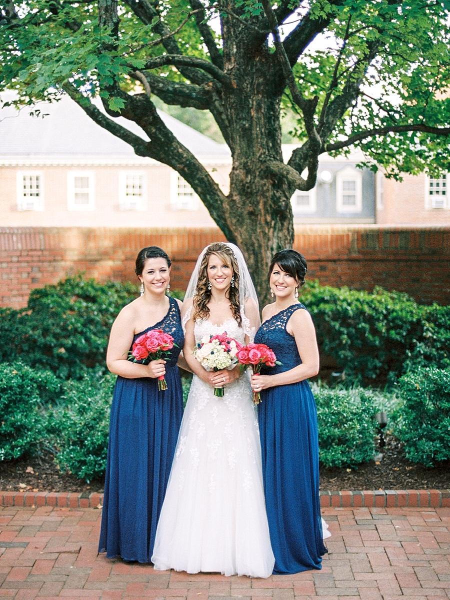 Chapel Hill Film Wedding Photography Carolina Inn