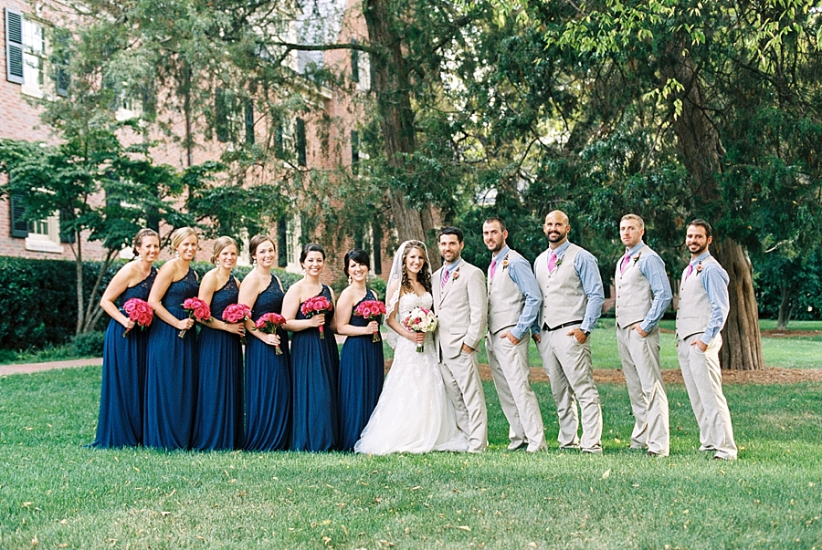 Chapel Hill Fine Art Film Wedding Photography_0025