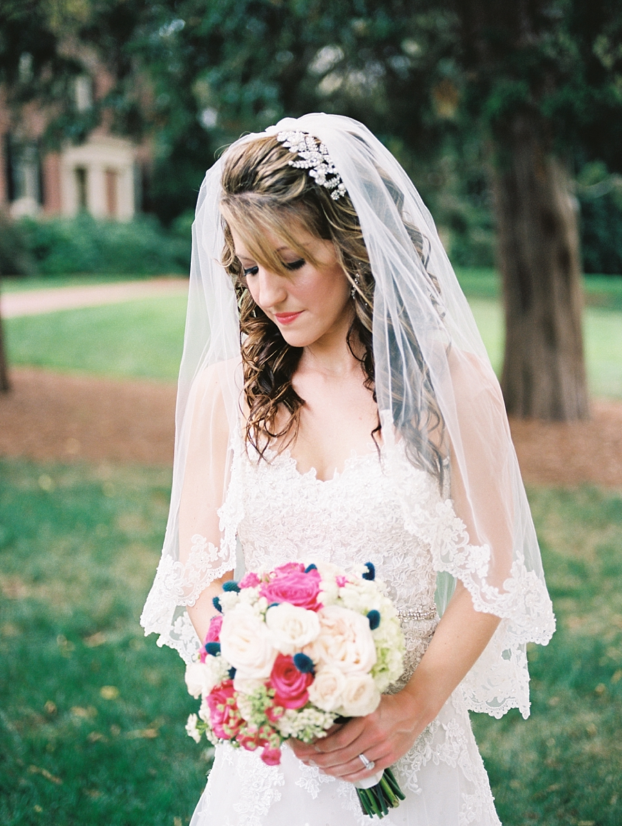 Chapel Hill Fine Art Film Wedding Photography_0026