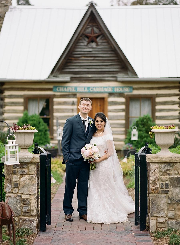 Chapel Hill Wedding Film Photography_0061