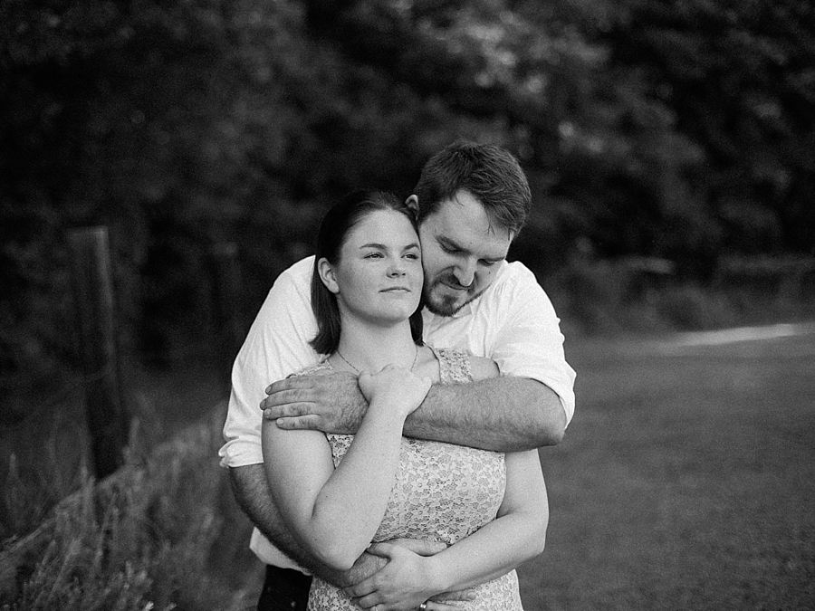 Fine Art Film Engagement Photography_0002
