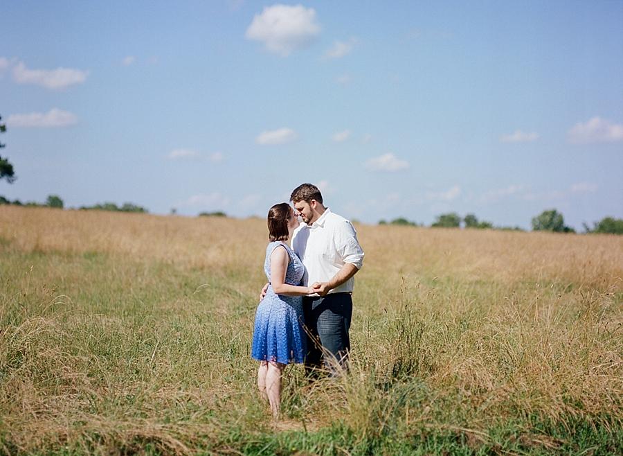 Fine Art Film Engagement Photography_0005