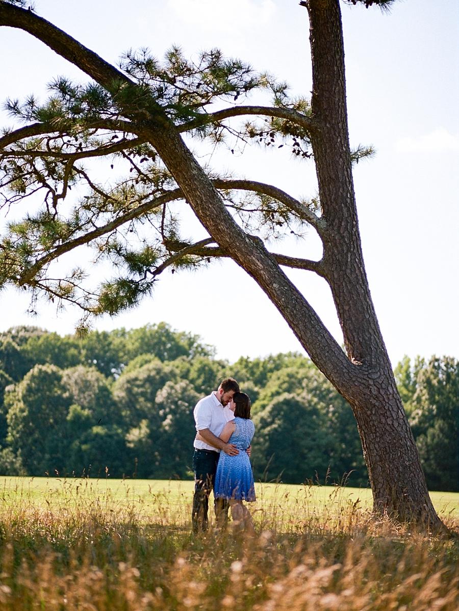 Fine Art Film Engagement Photography_0008