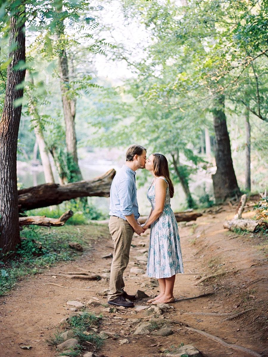 Fine Art Film Engagement Photography_0062
