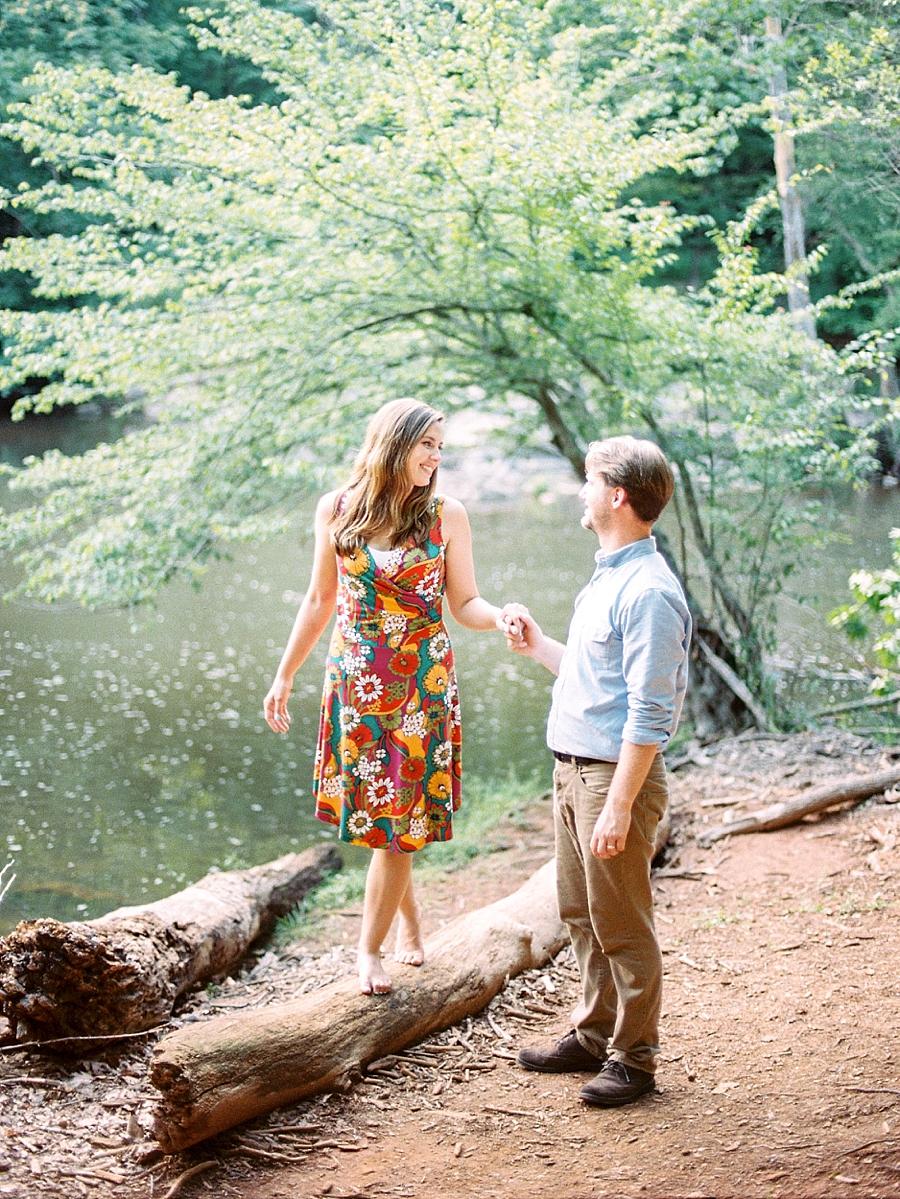 Fine Art Film Engagement Photography_0072