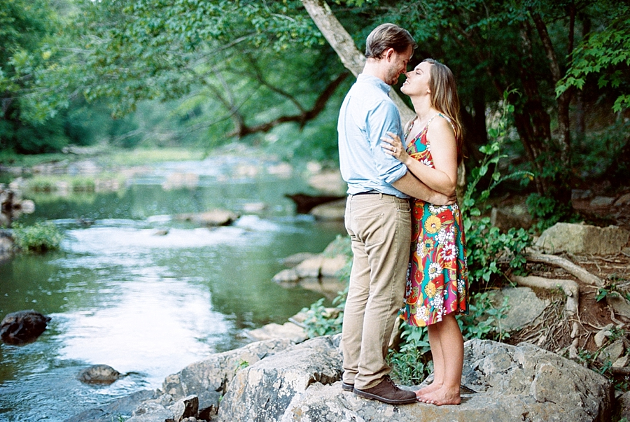 Fine Art Film Engagement Photography_0075