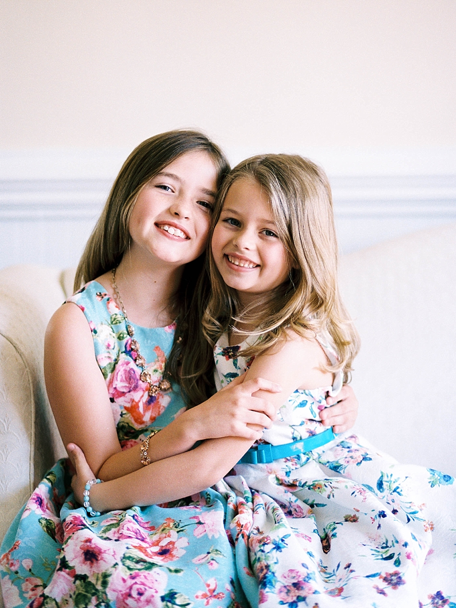 Fine Art Film Motherhood Photography