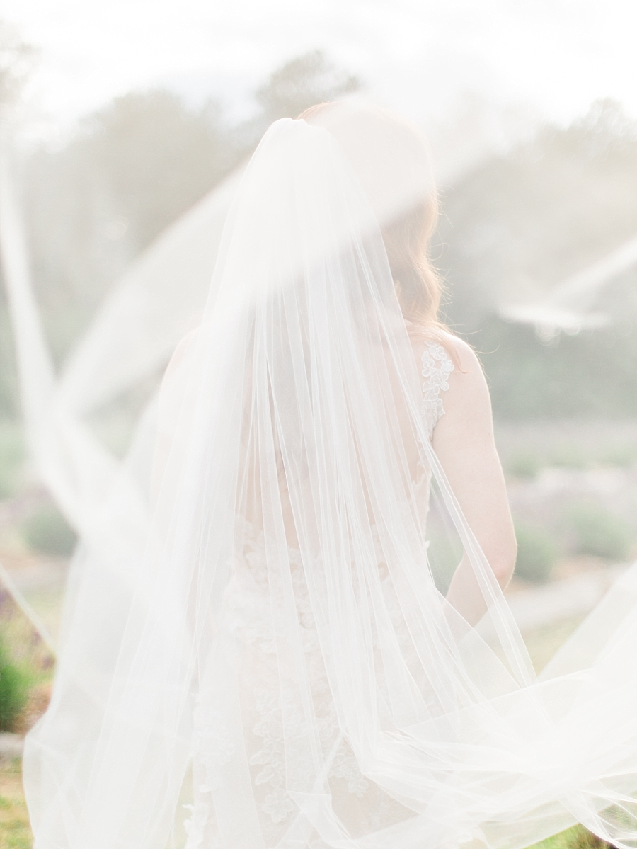 Lavender Fields Bridal Inspiration