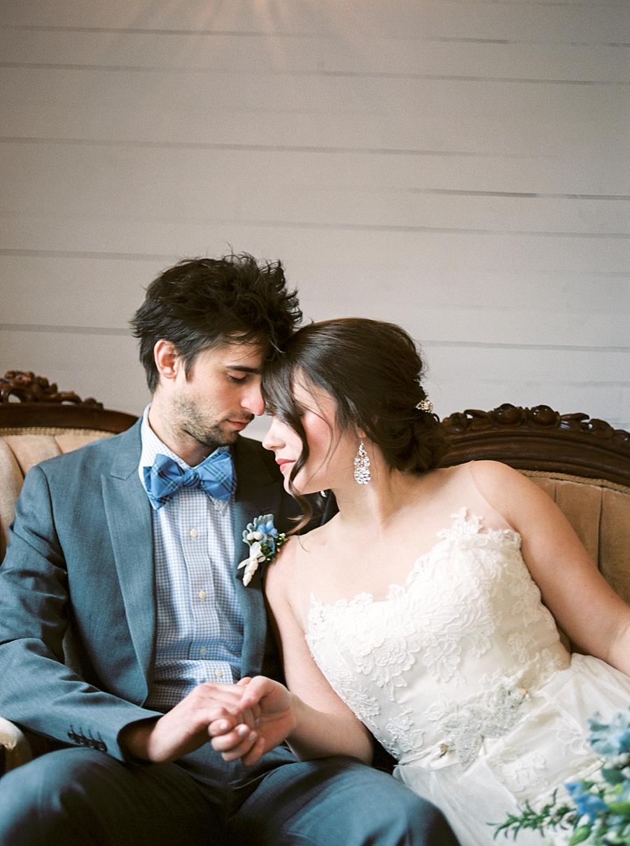 Blue Wedding Inspiration