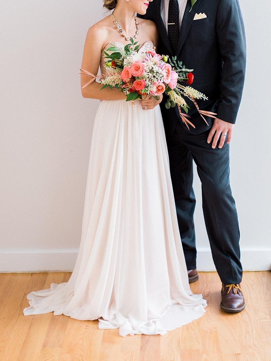 Modern Fine Art Wedding Inspiration