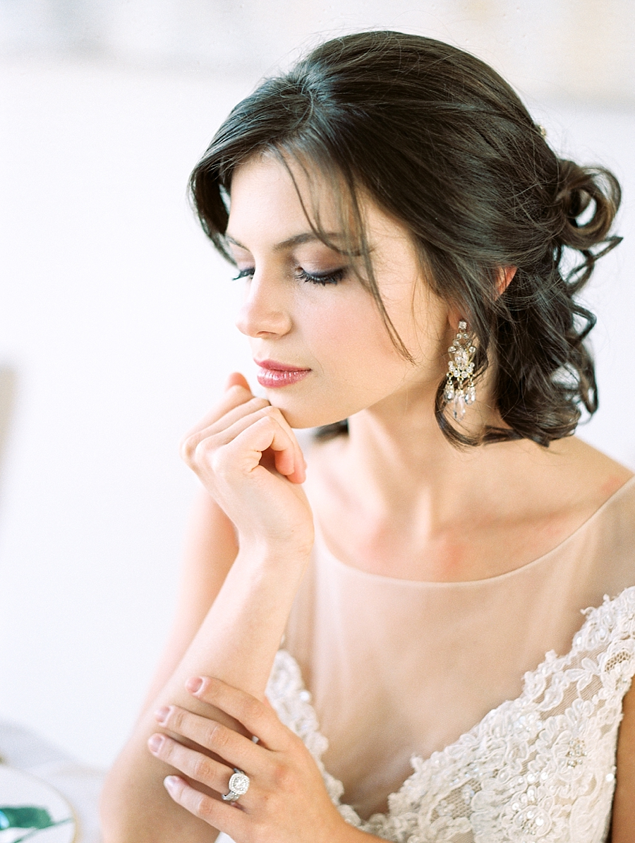 Light and Airy Modern Wedding Inspiration - Live View Studios