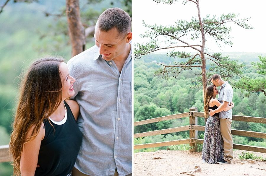 Mountain Wedding Film Photography_0051