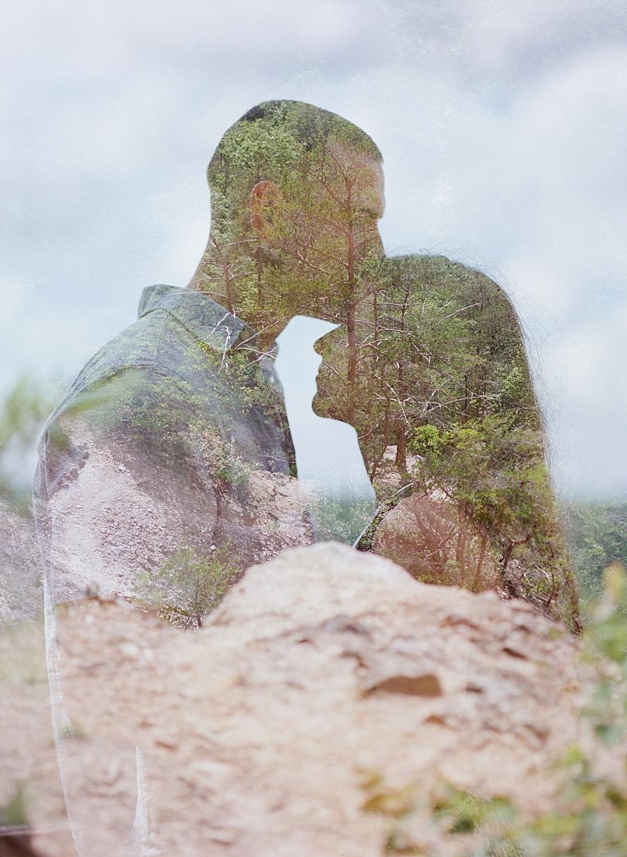 Mountain Wedding Film Photography_0053