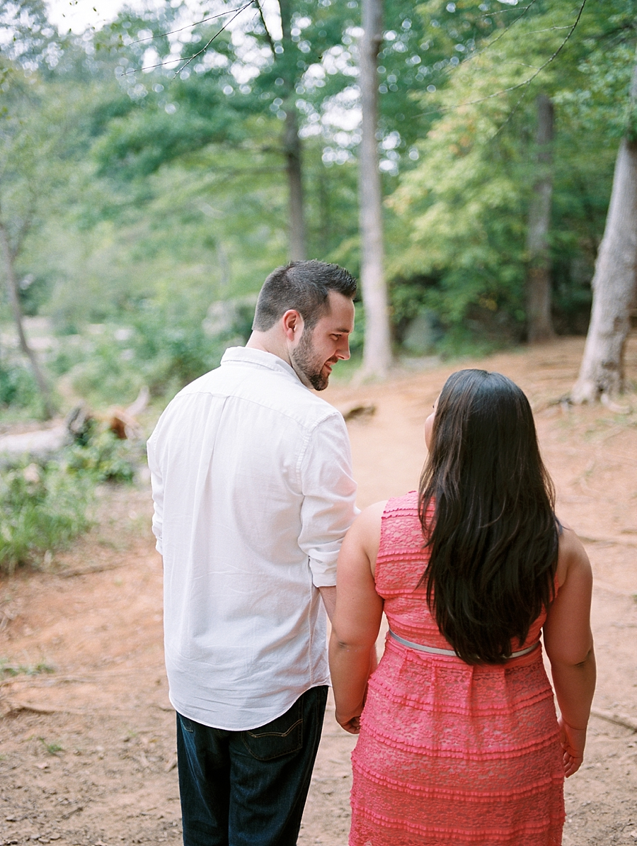 NC Fine Art Film Engagement Photography_0054
