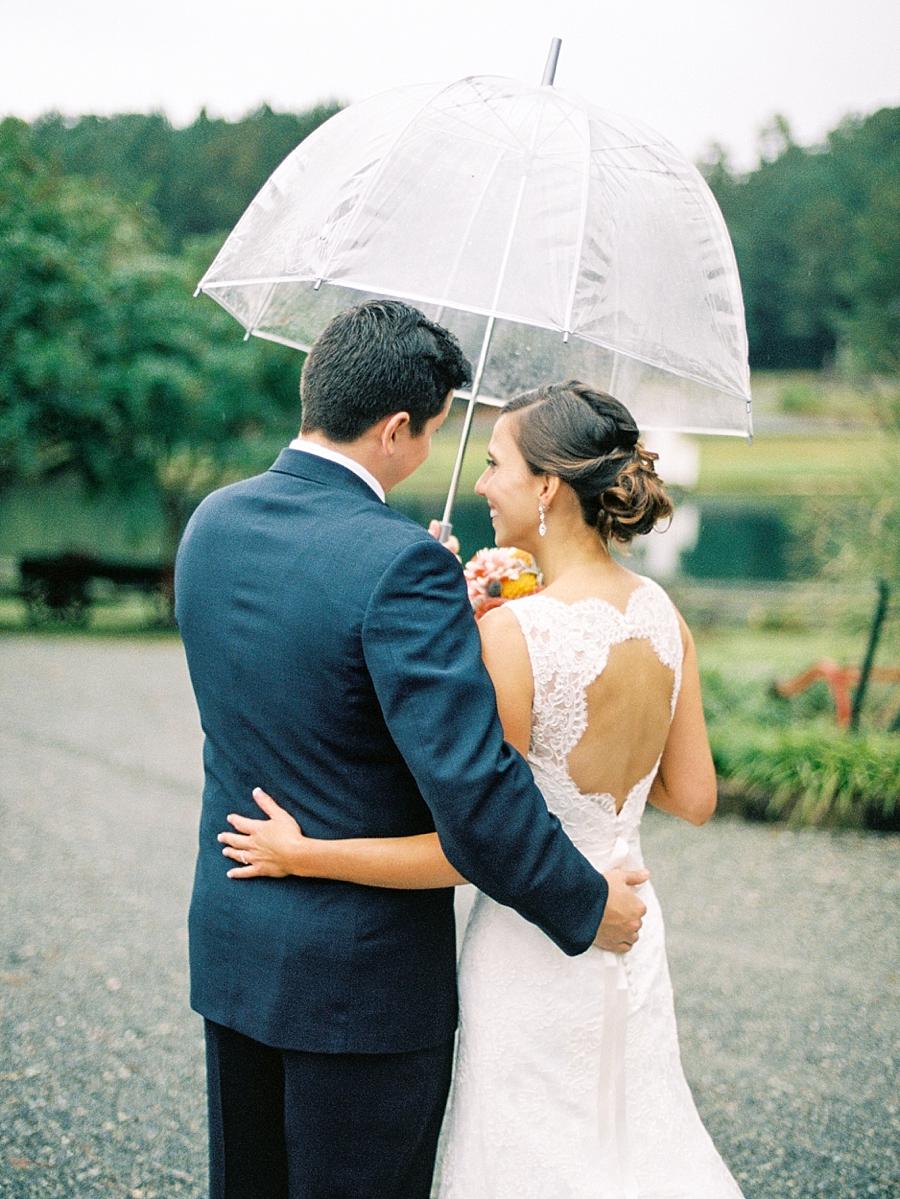 NC Fine Art Film Wedding Photography