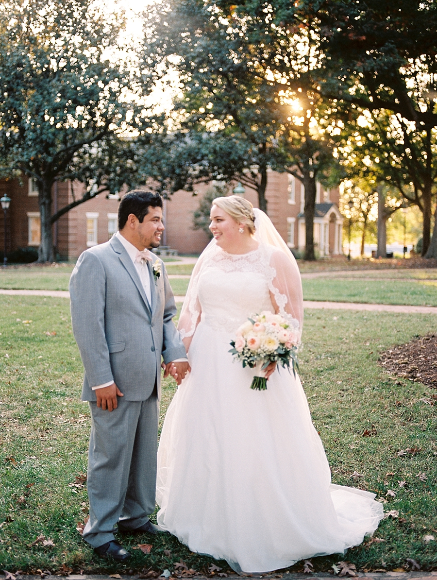 Raleigh Wedding Photography All Saints Chapel