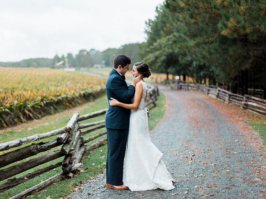 Raleigh Fine Art Film Wedding Photography_0034