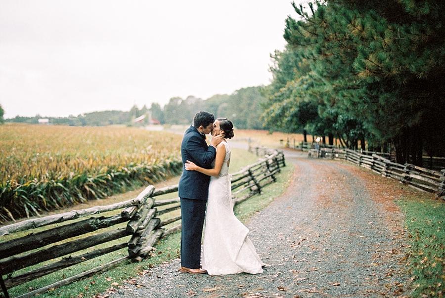 Raleigh Fine Art Film Wedding Photography_0040