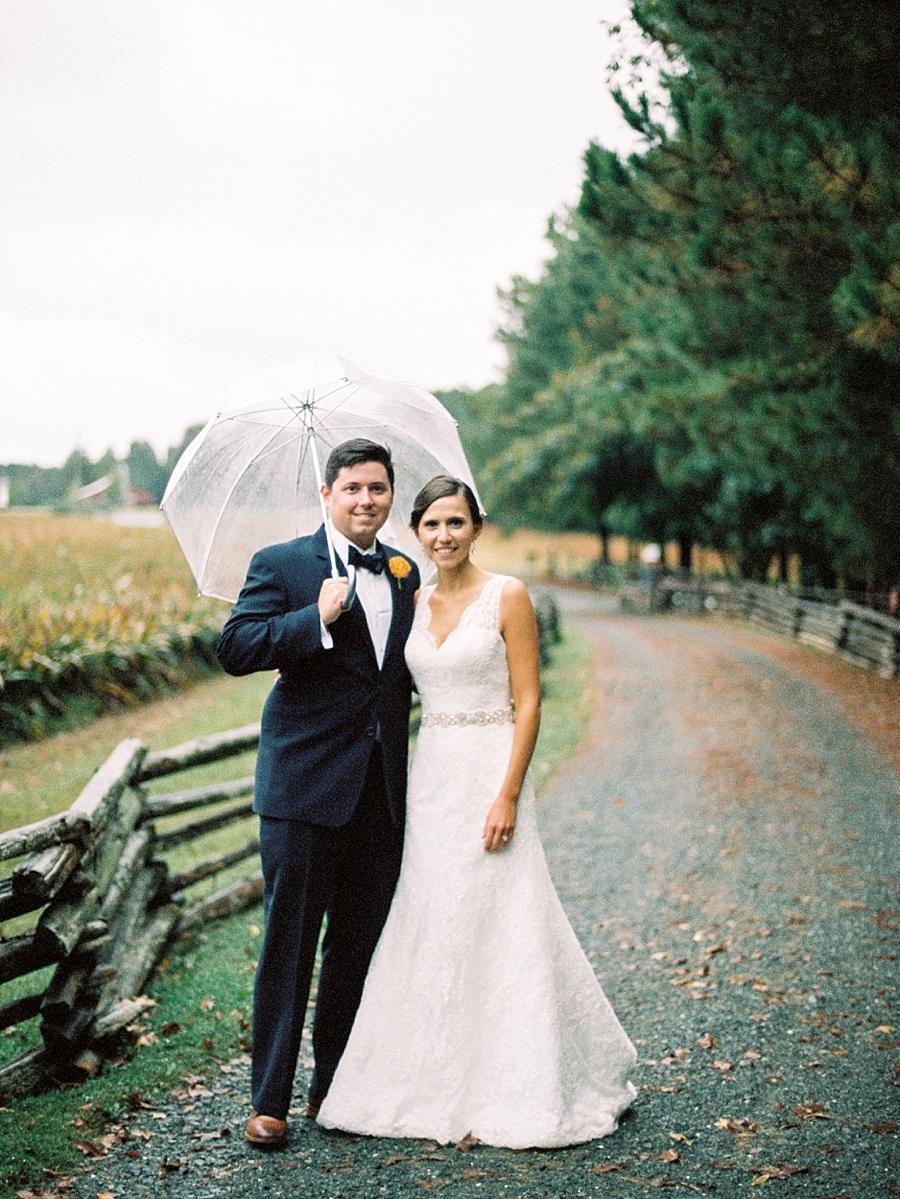 Raleigh Film Wedding