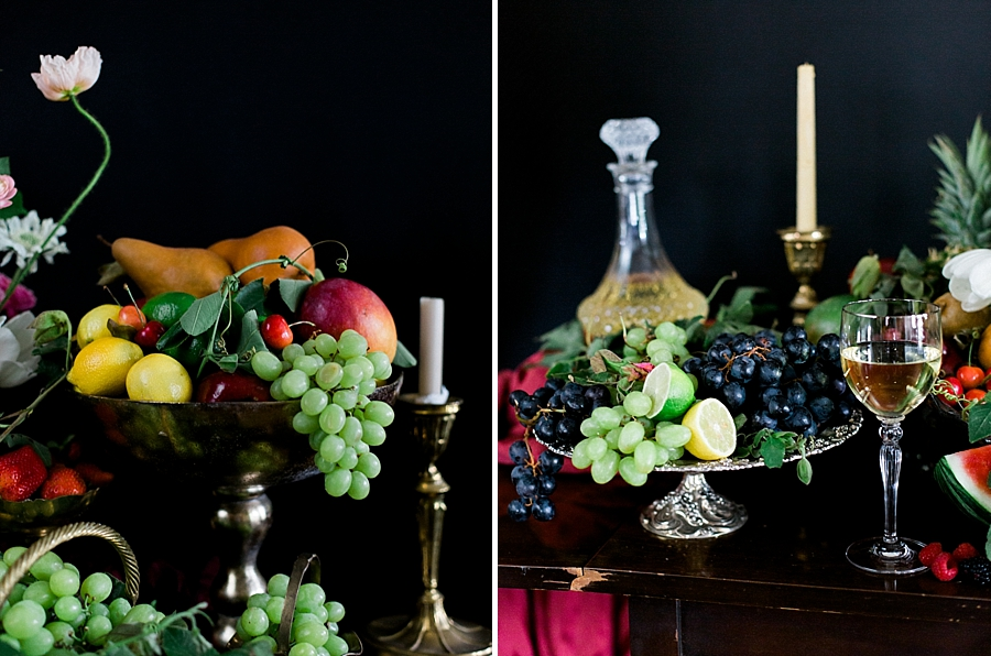 Still Life Photography Inspired by Dutch Masters