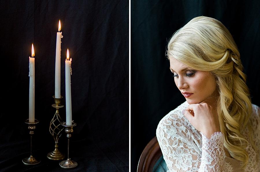 Fine Art Film Boudoir Photography