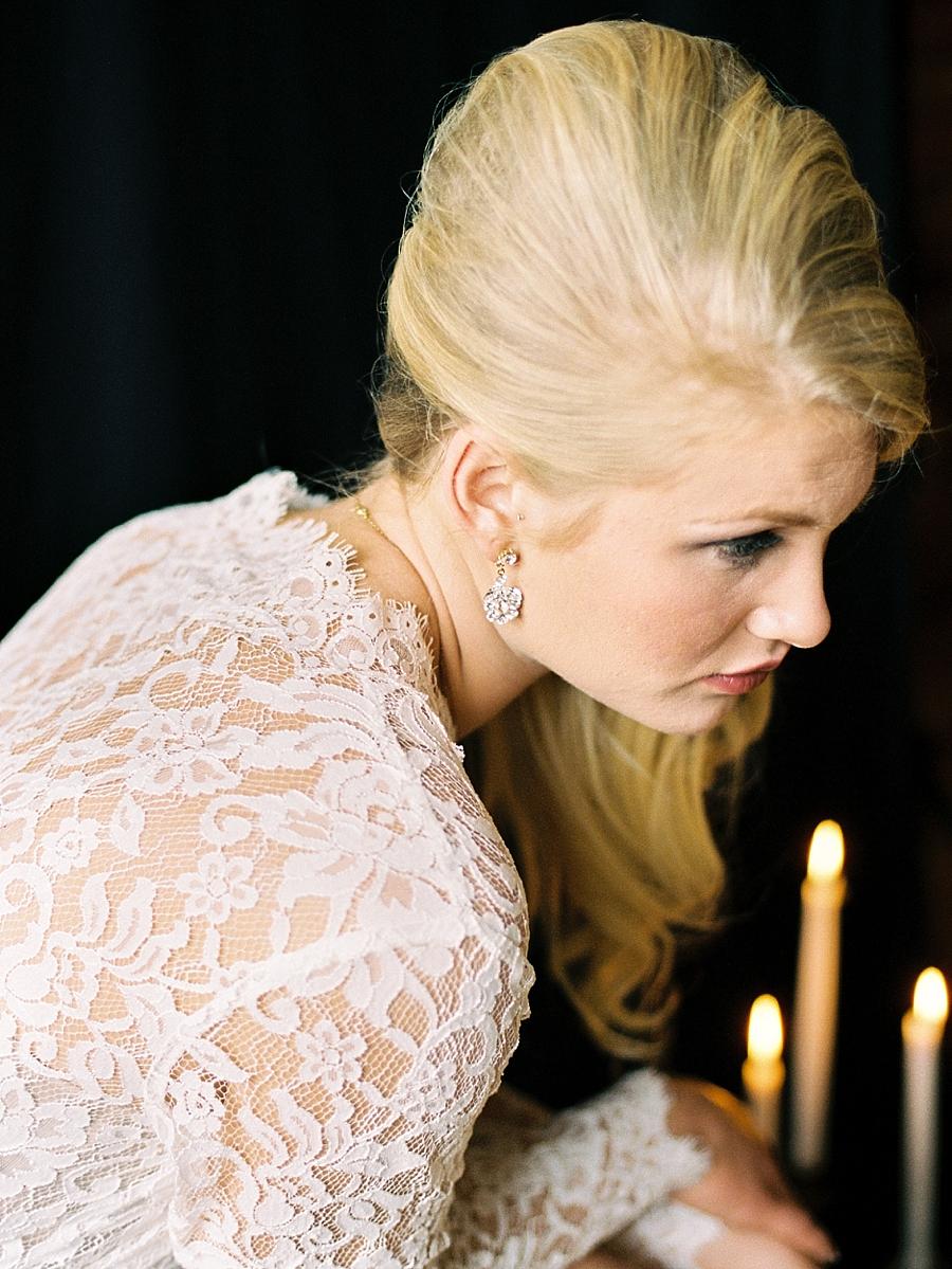 Film Bridal Boudoir Photographer