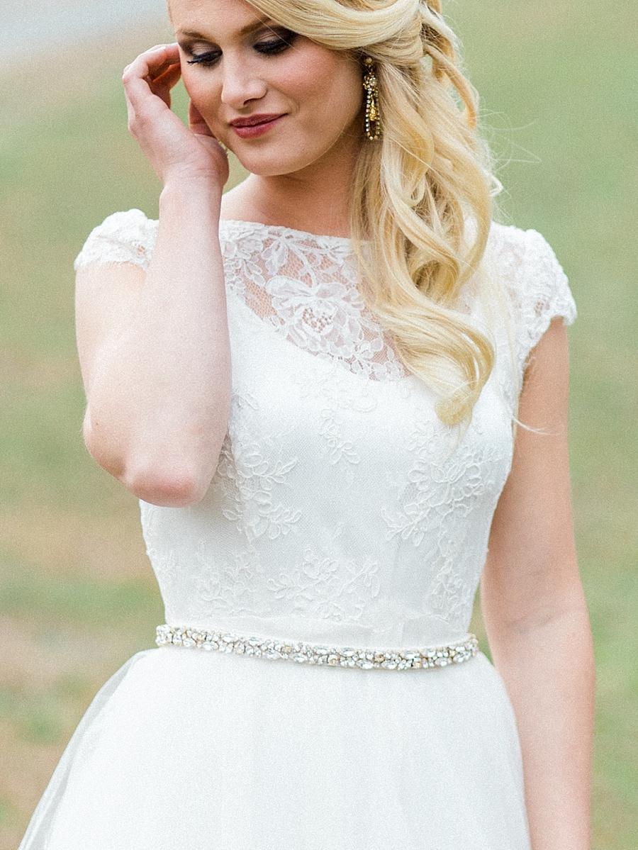 Fine Art Film Bridal Photography