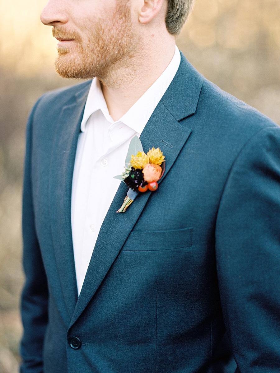 Fine Art Film Wedding Photography