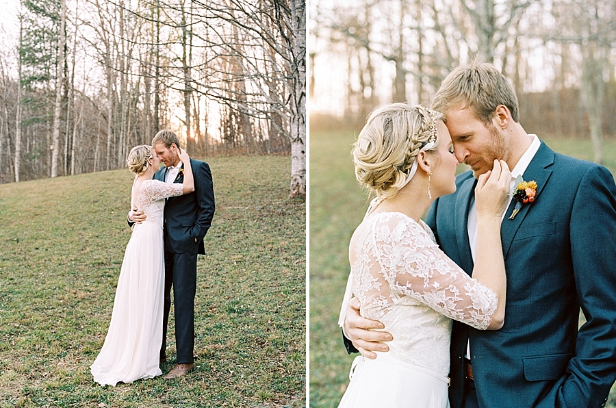 Asheville Mountain Wedding Photography