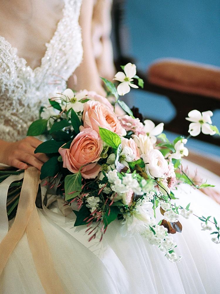 Floral Wedding Inspiration - Live View Studios