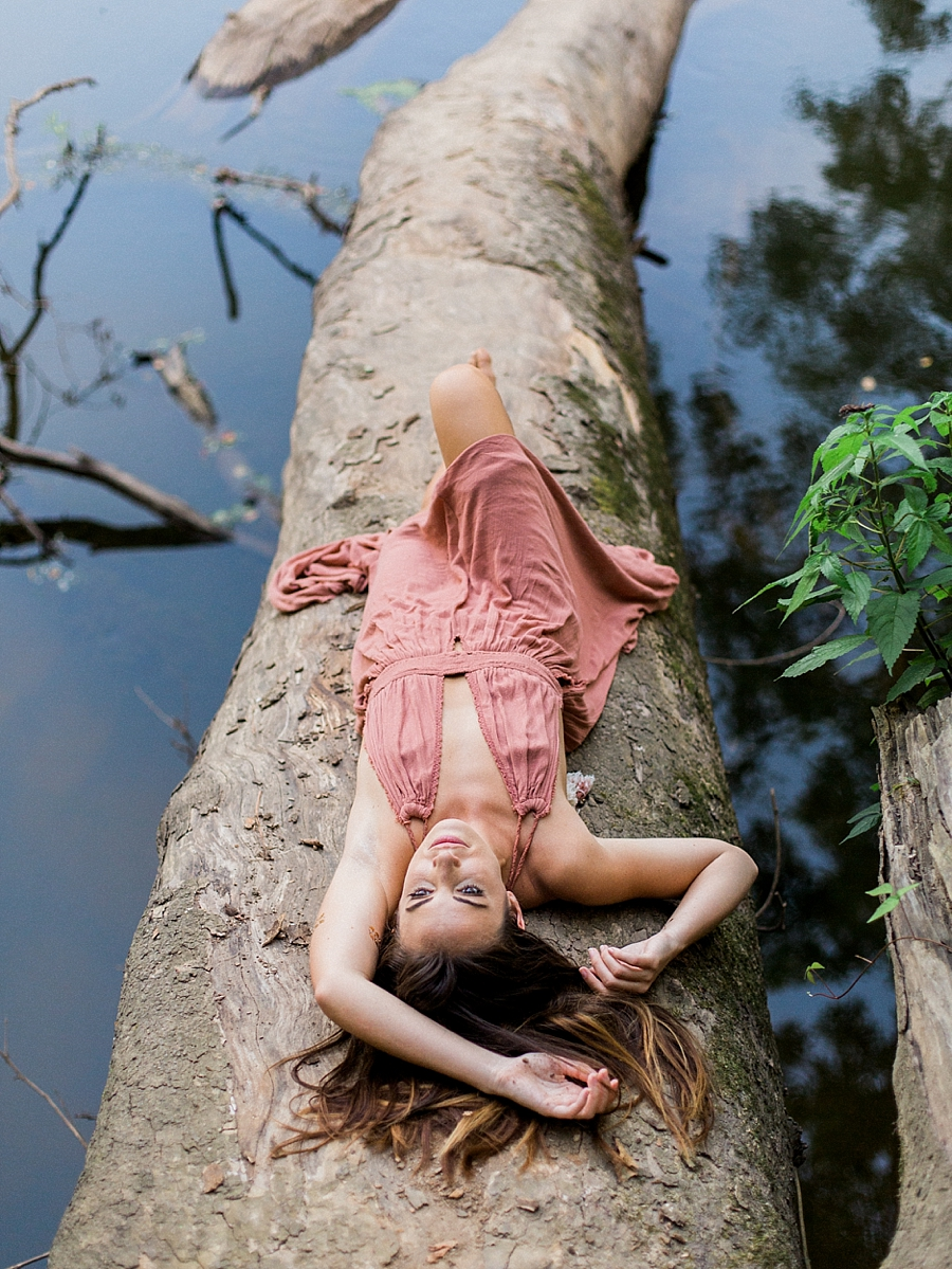 Free People Editorial Film Photography