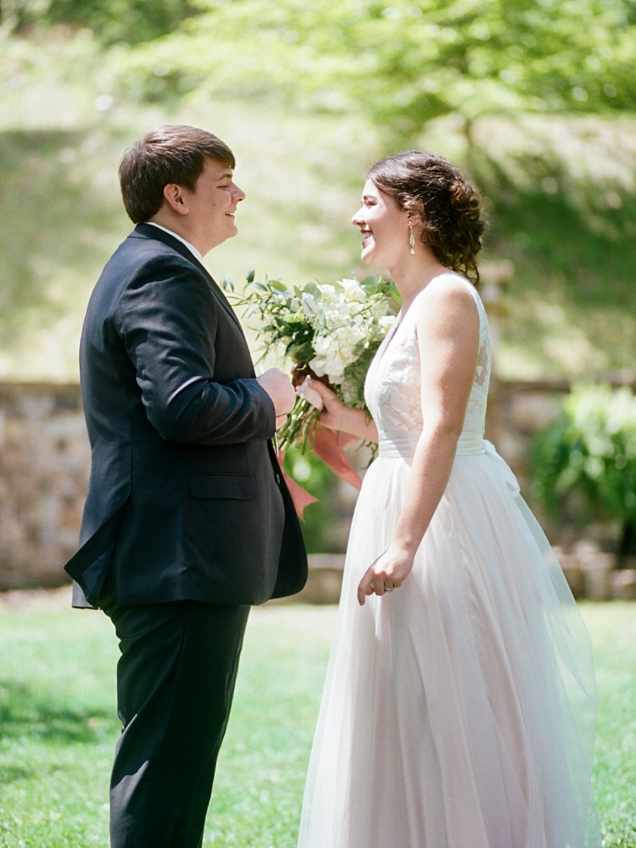 Highlands Fine Art Film Wedding
