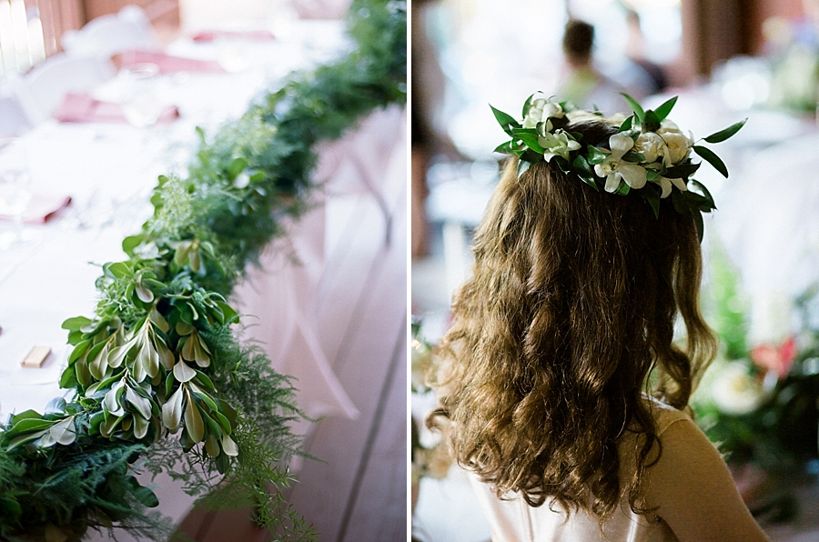 Asheville Fine Art Film Wedding Photography
