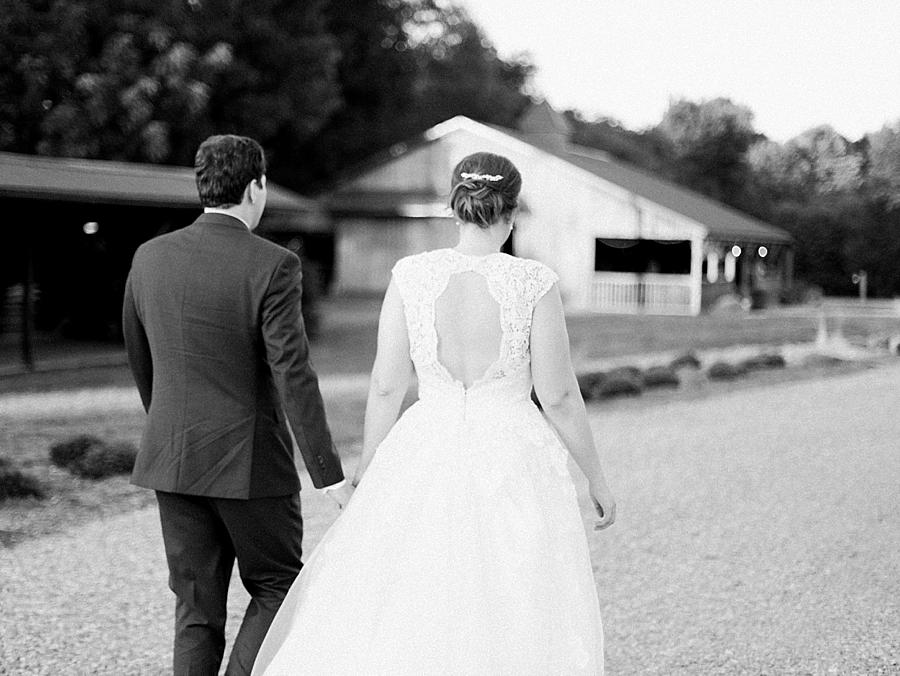 Charlotte Fine Art Film Wedding Photography
