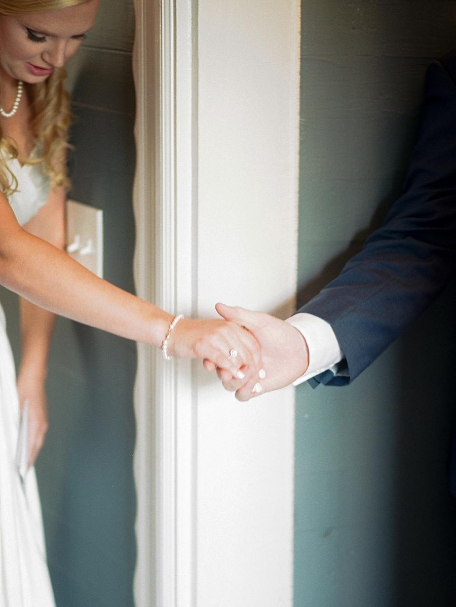 Mims House Fine Art Film Wedding