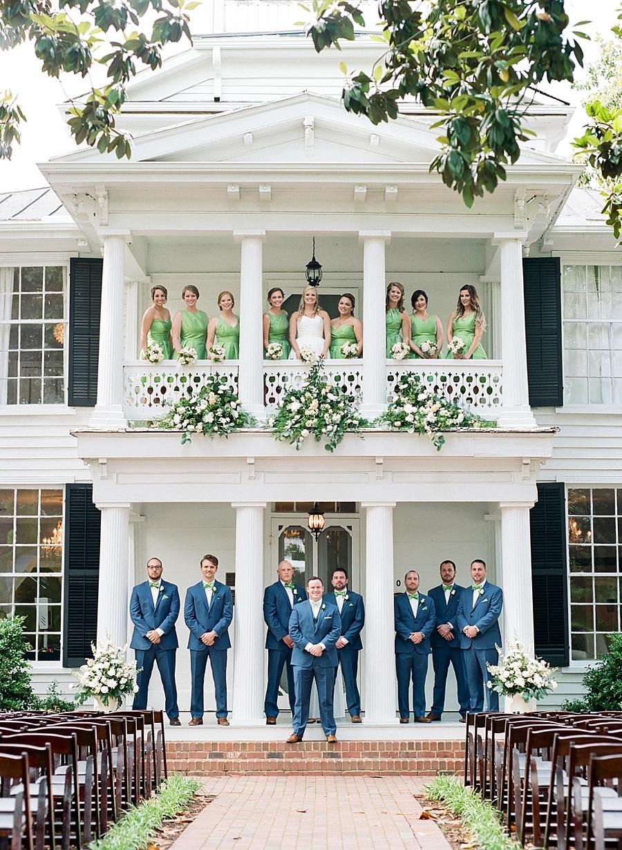 Mims House Fine Art Film Wedding Photography_0025