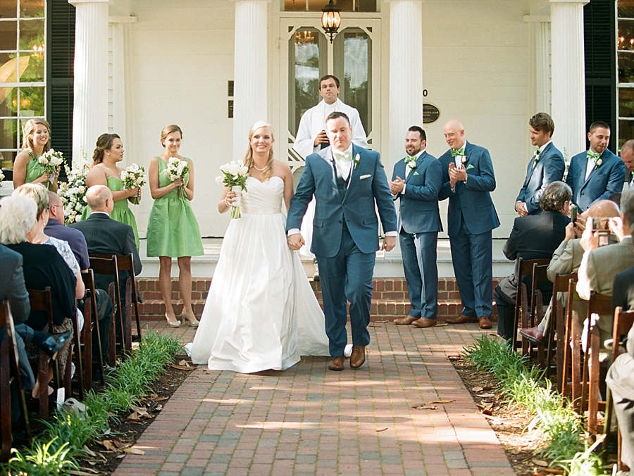 Mims House Fine Art Film Wedding Photography_0034