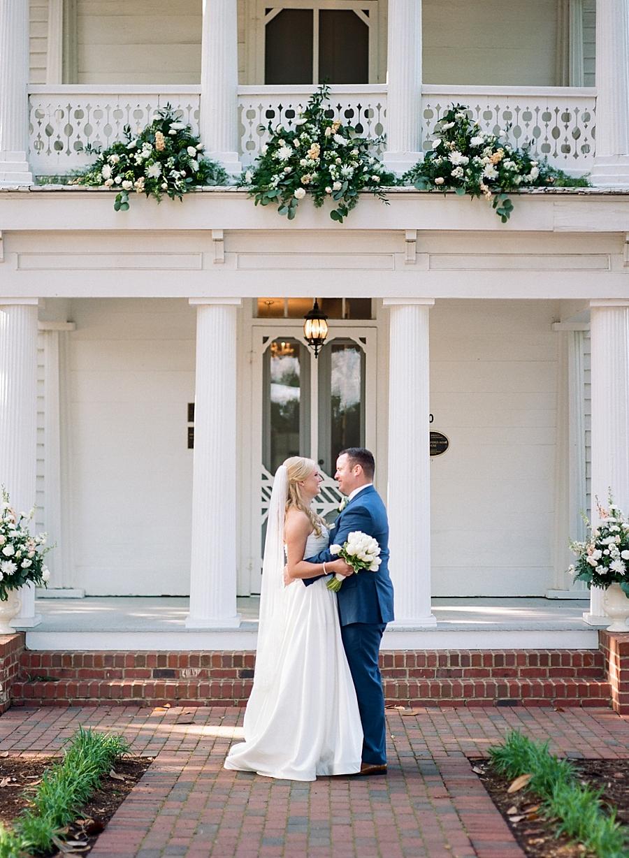 Mims House Fine Art Film Wedding Photography_0037