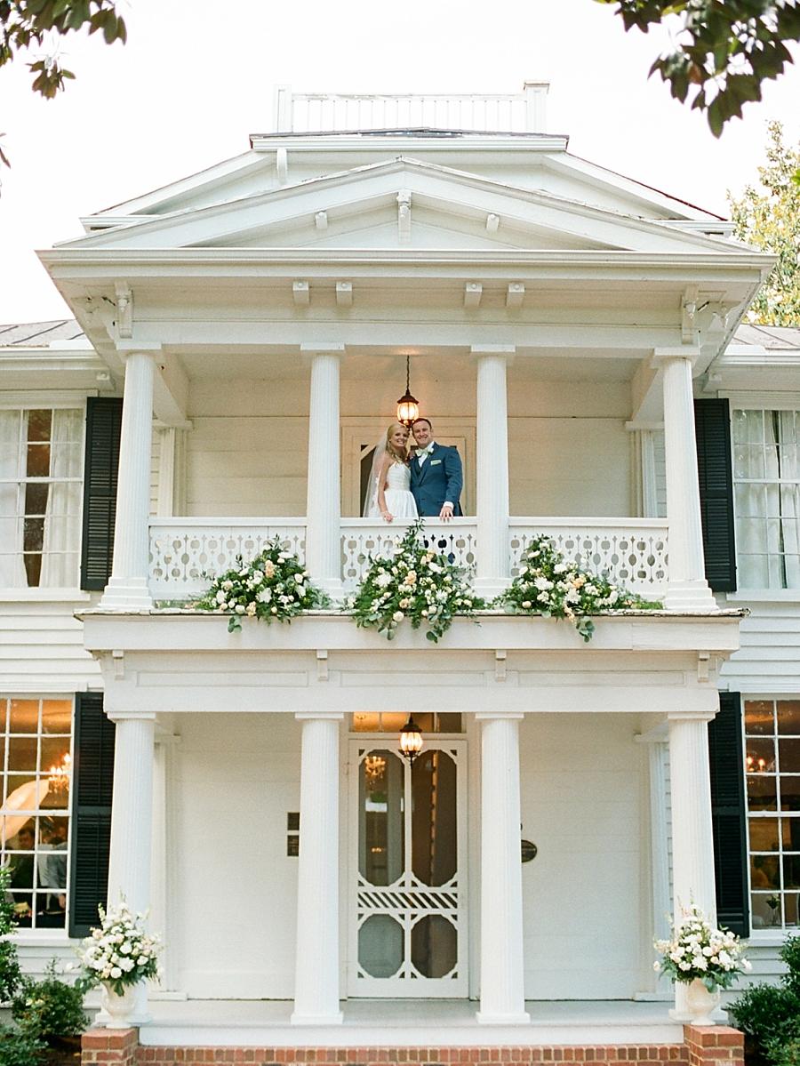 Mims House Fine Art Film Wedding Photography_0049