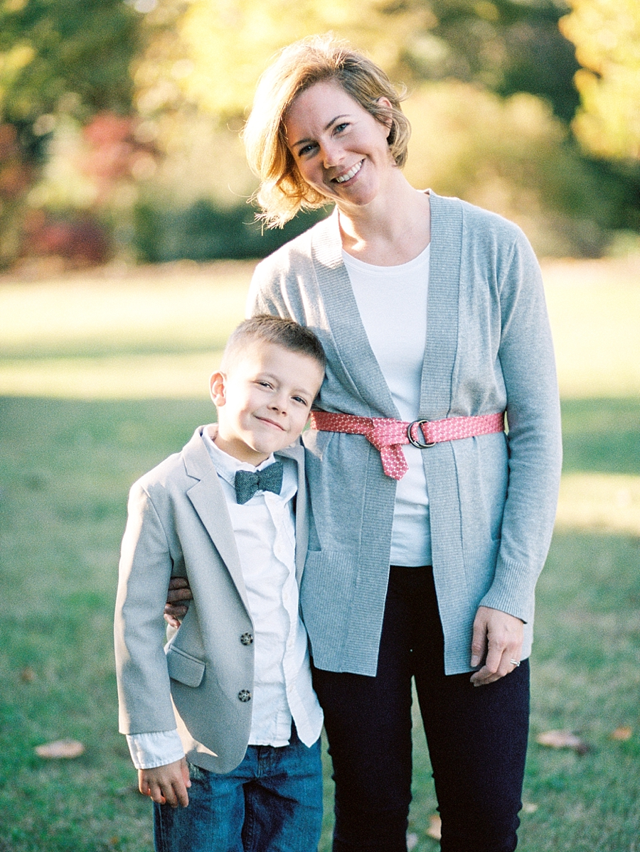 Raleigh Family Film Portraits