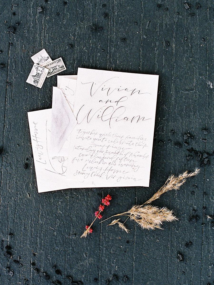 Virginia Fine Art Film Wedding Photography_0002