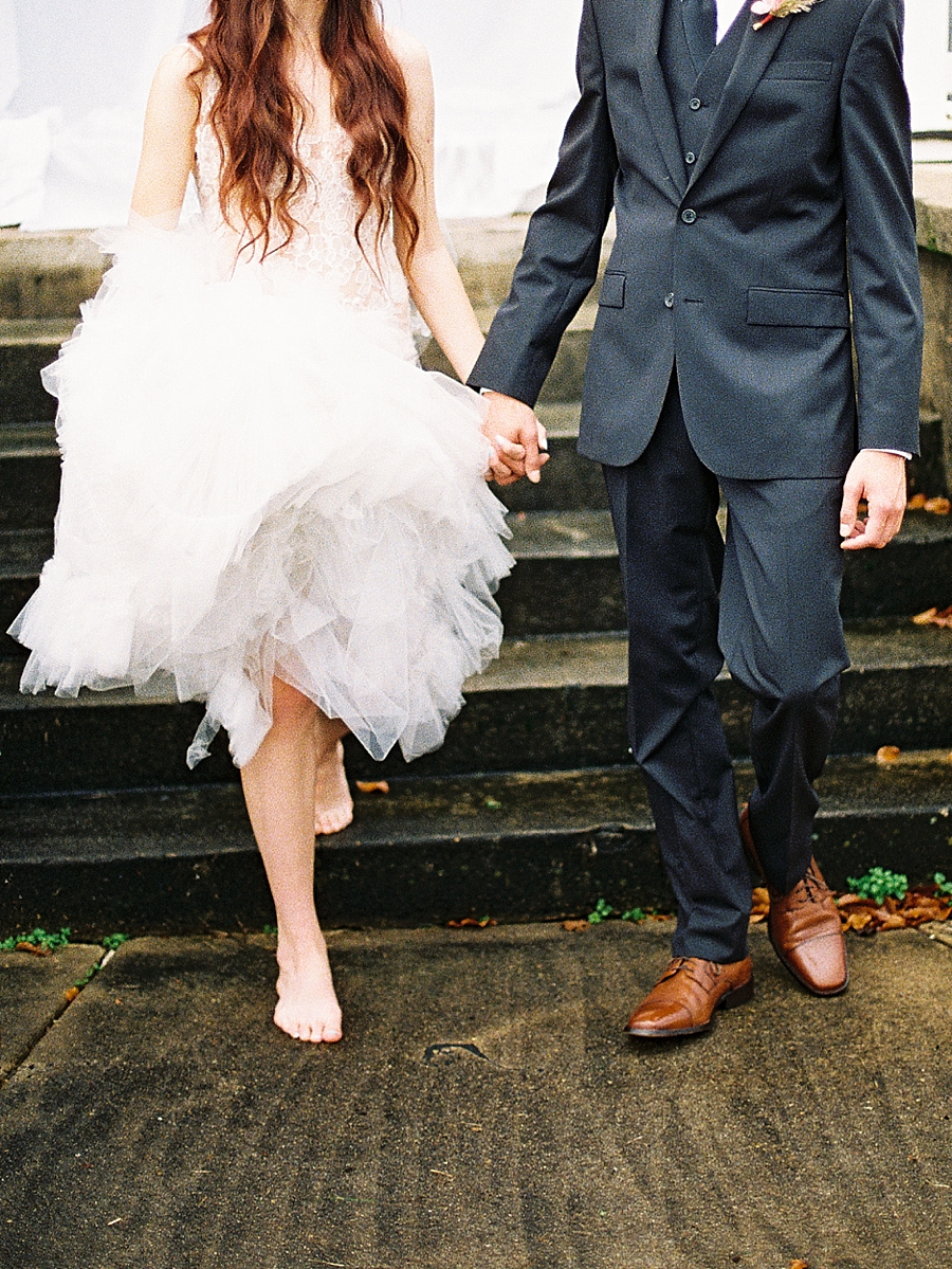 Dark & Moody Wedding Inspiration